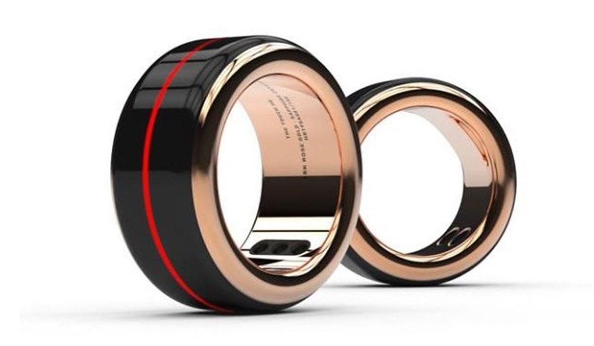 Met deze ring voel je elkaars hartslag