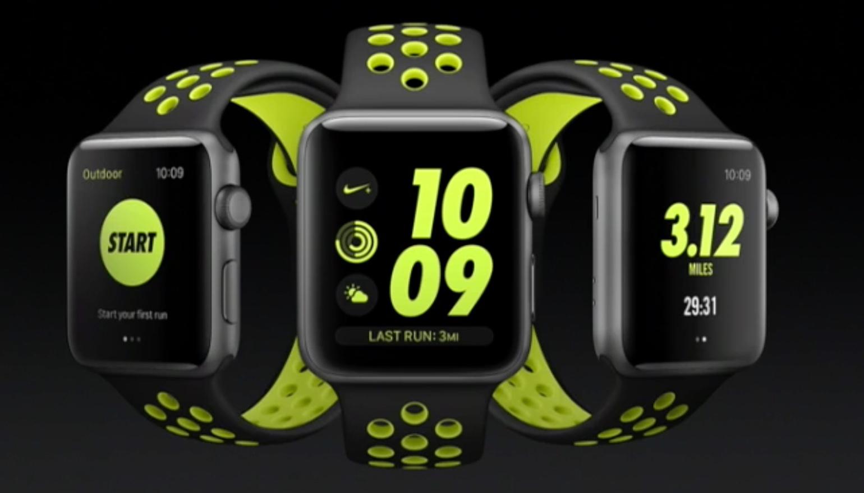 Nike+ Run Club voor Apple Watch van een update voorzien