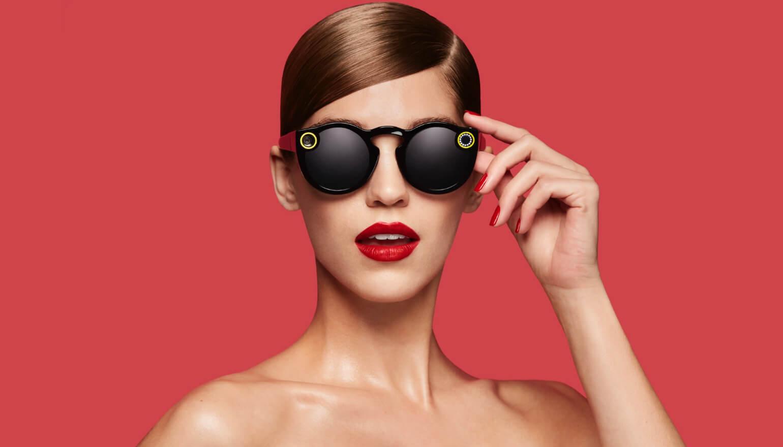 Snapchat introduceert Spectacles: zonnebril met ingebouwde camera