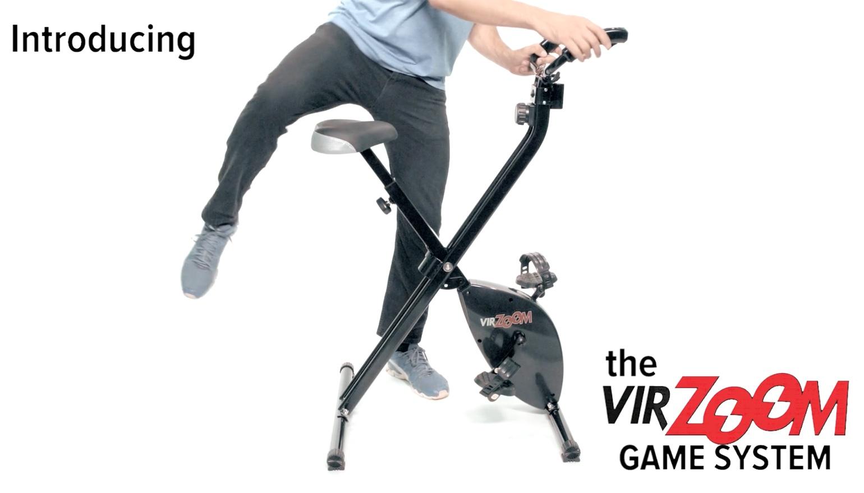 Fitbit stapt in virtual reality samen met VirZoom-hometrainer