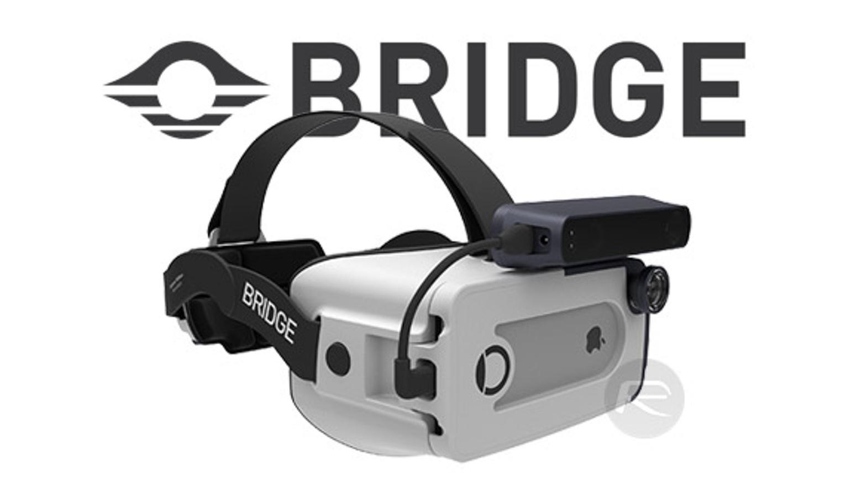 Occipital Bridge is iPhone VR-bril die echte wereld verweeft met virtual reality