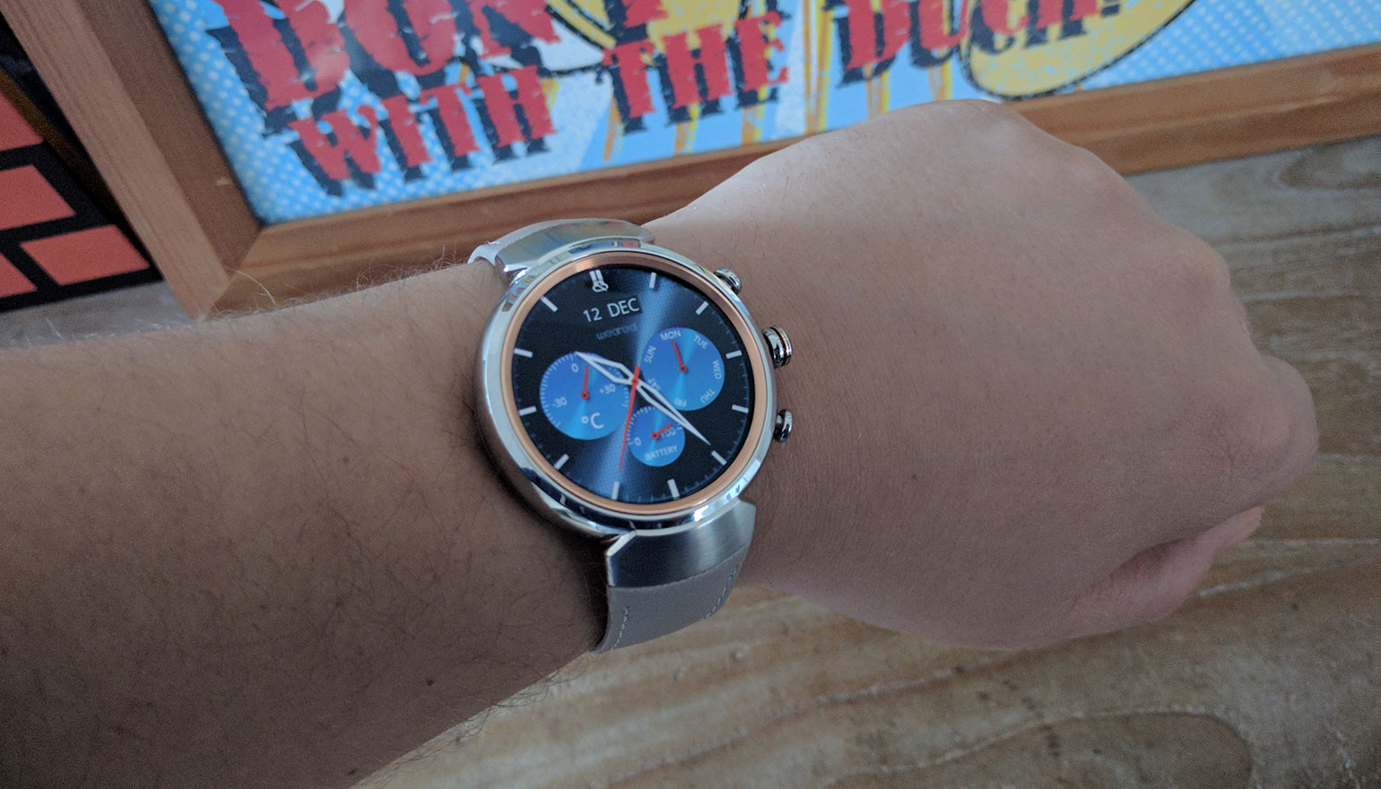 Review: Asus ZenWatch 3 smartwatch