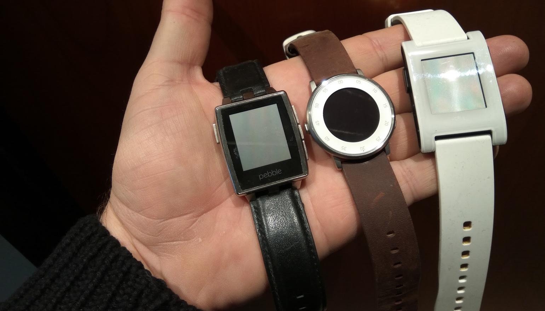 Update voor Pebble zorgt ervoor dat de slimme horloges blijven werken