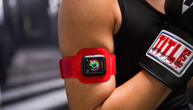 Twelve South maakt ActionSleeve voor Apple Watch