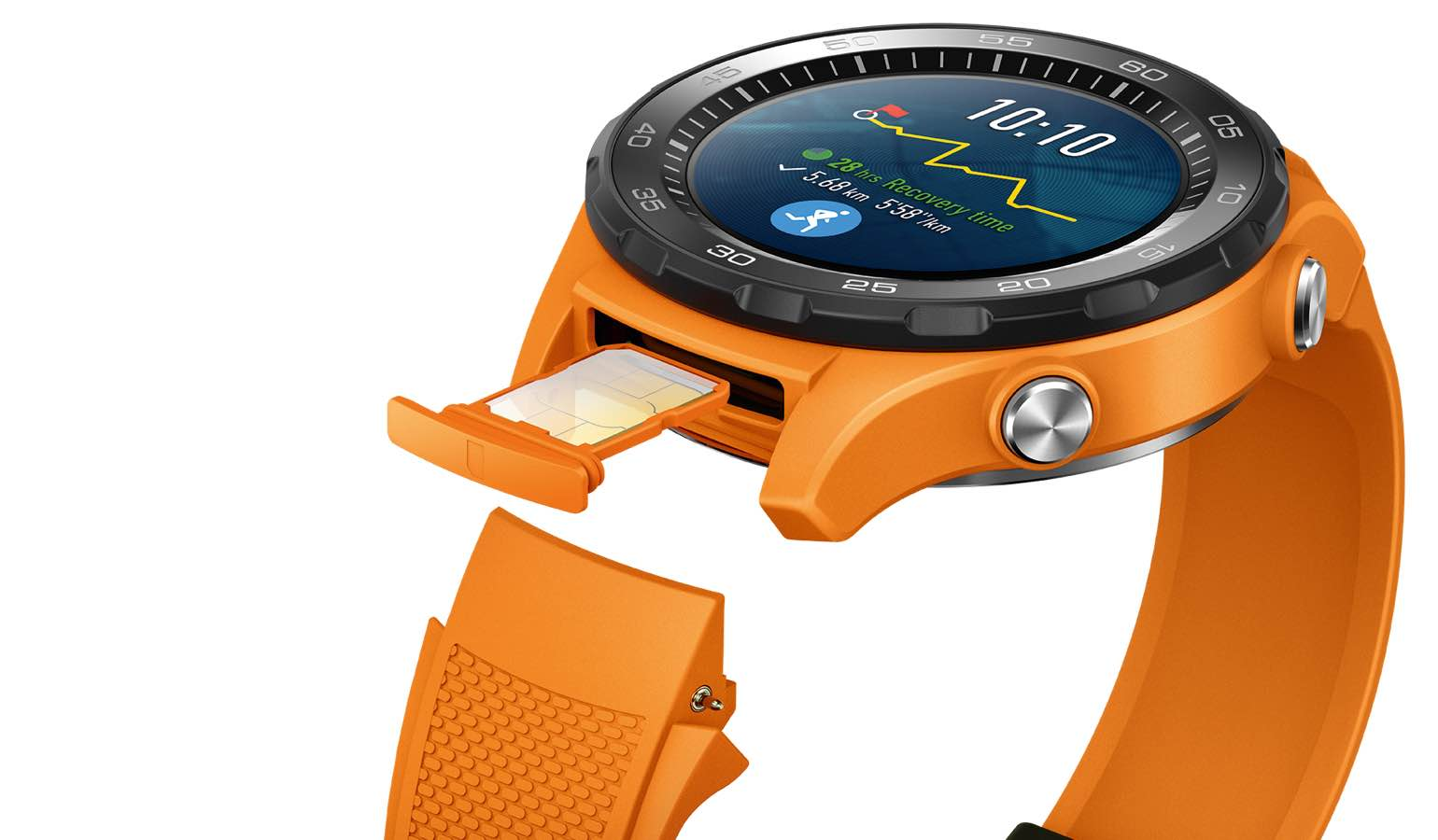 Huawei presenteert Watch 2 met Android Wear 2.0