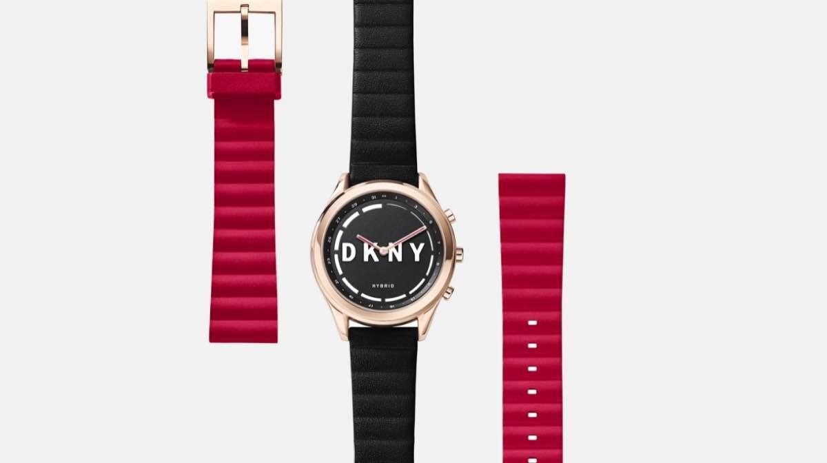 DKNY Minute is een hybride smartwatch voor vrouwen