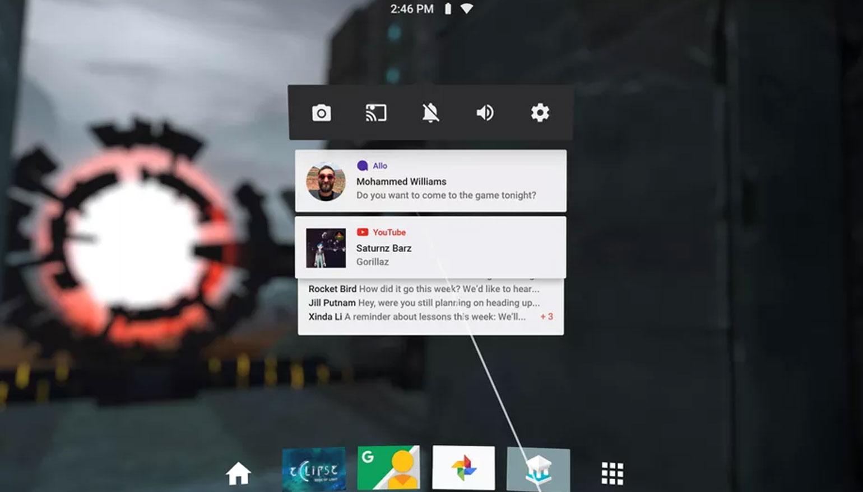 Google Daydream krijgt een software-update en zijn eigen browser