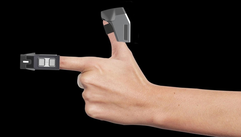 Franse startup werkt aan haptische vr-controller voor op je vingers