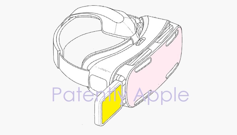 Samsung patenteert nieuwe VR-bril waarmee je drones kunt aansturen