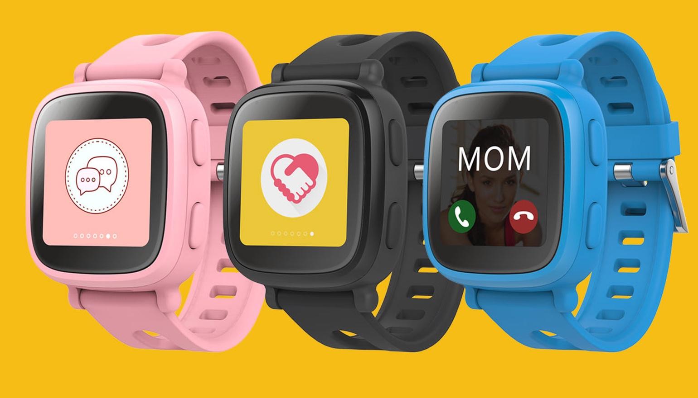 Oaxis WatchPhone voor kinderen moet ouders gerust gevoel geven