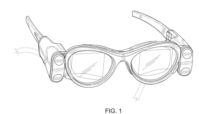 Patentaanvraag onthult mogelijk de AR-bril van Magic Leap