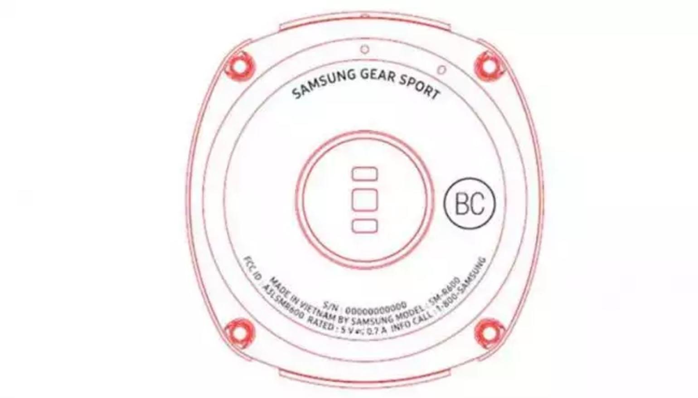 Samsung's nieuwste wearable gaat Gear Sport heten