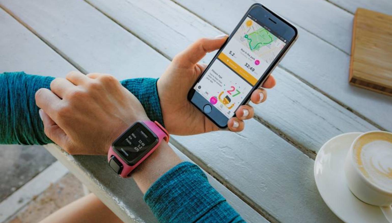 TomTom komt met software om mensen fitter te maken