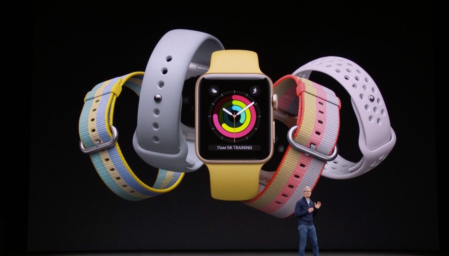 Apple Watch populairste horloge ter wereld