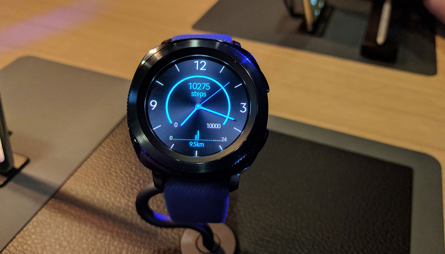Hands-on met de Samsung Gear Sport, de nieuwe Samsung-wearable