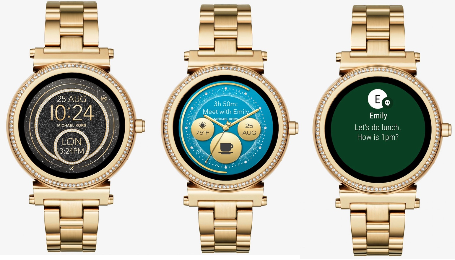 Review: Michael Kors Access Sofie - Android Wear voor dames