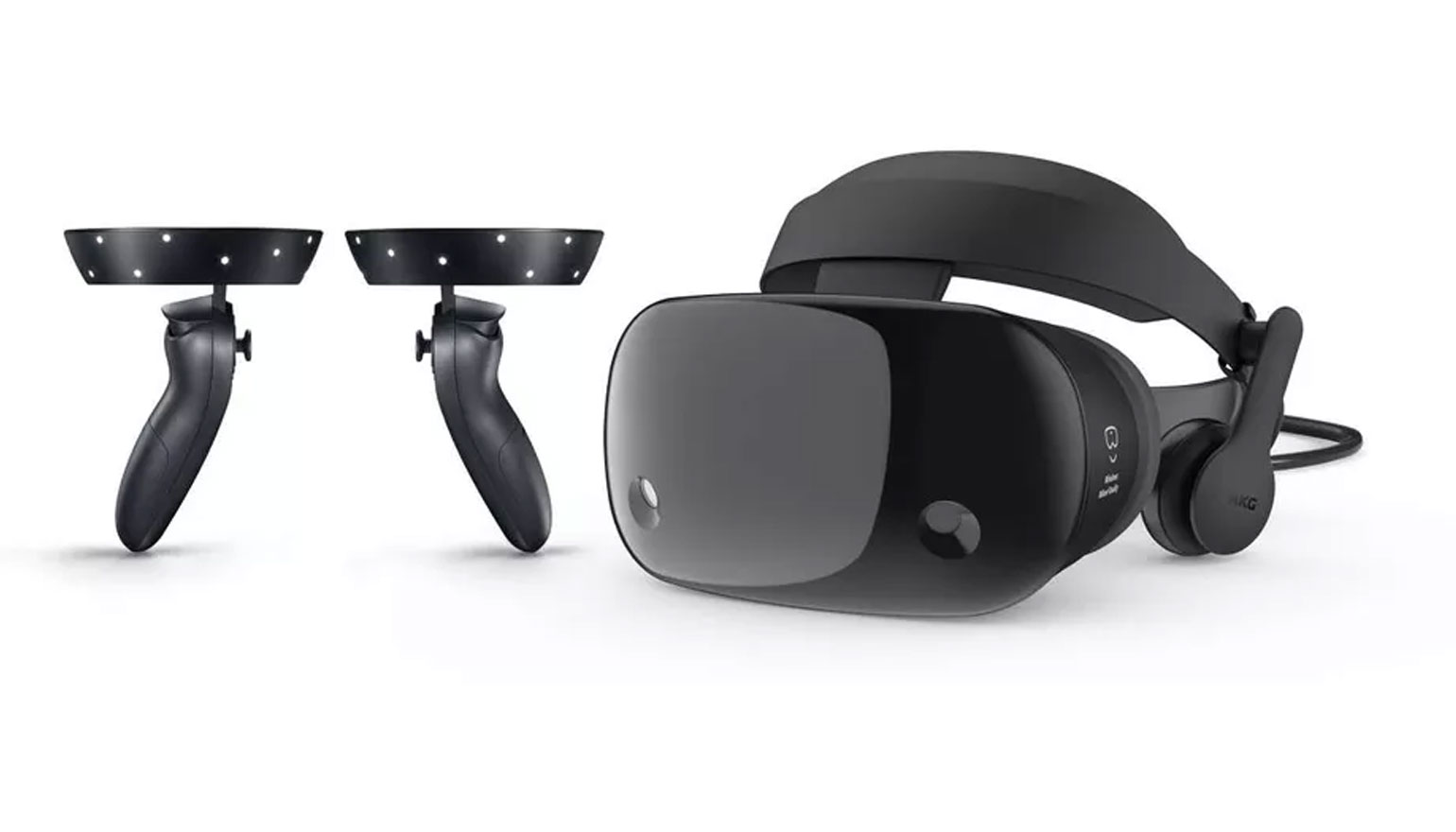 Samsung presenteert eigen headset voor Windows Mixed Reality