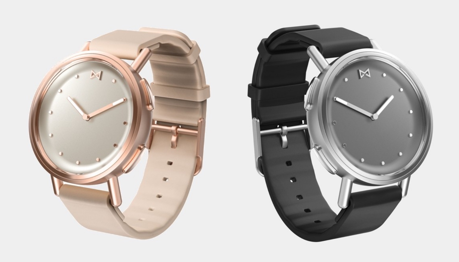 De Misfith Path is een elegante hybride smartwatch