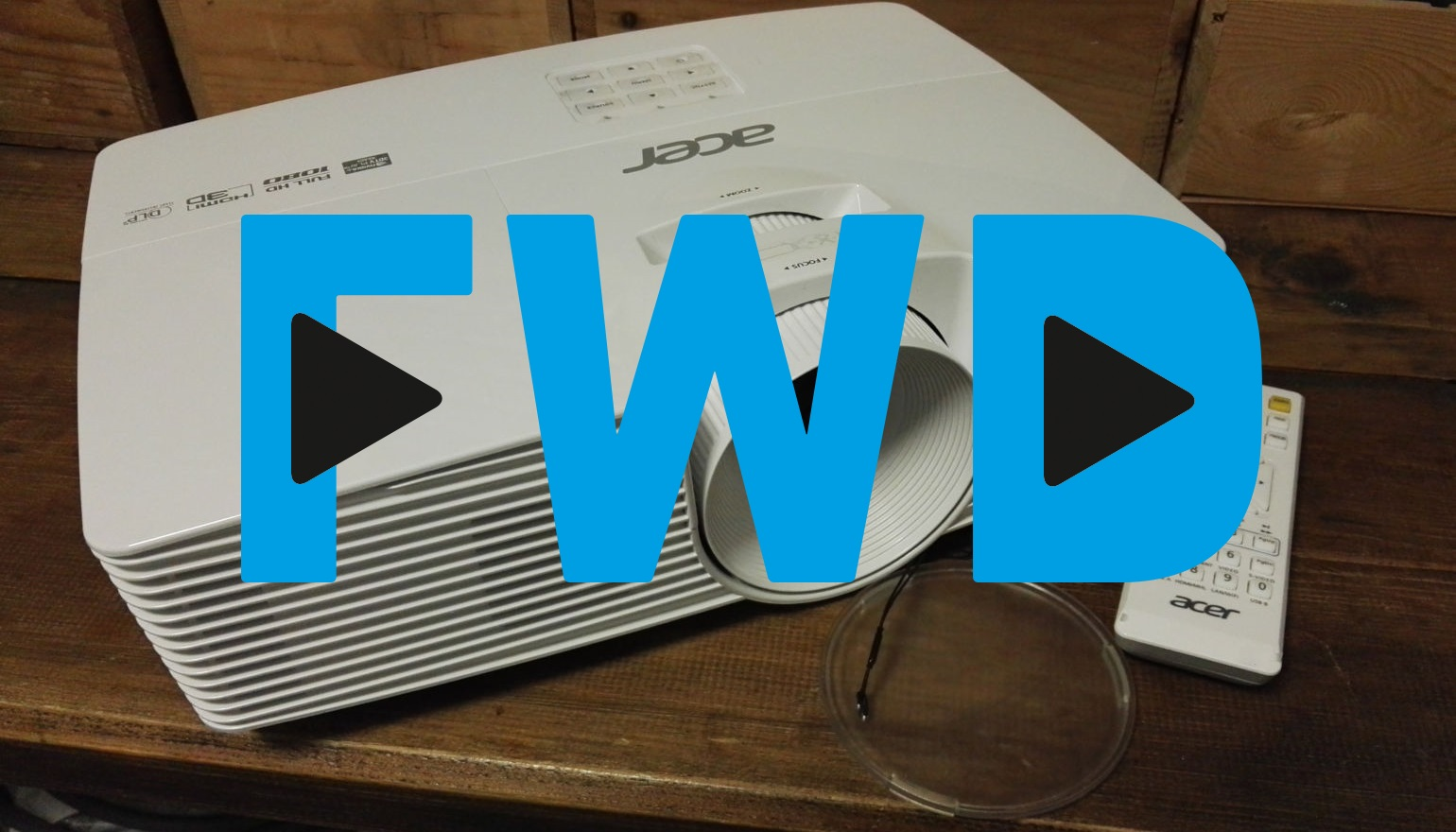 FWD Weekly update: Acer H6517ABD Full HD-projector, HTC U11+-smartphone en Samsung's presentatie van QLED tv's in New York