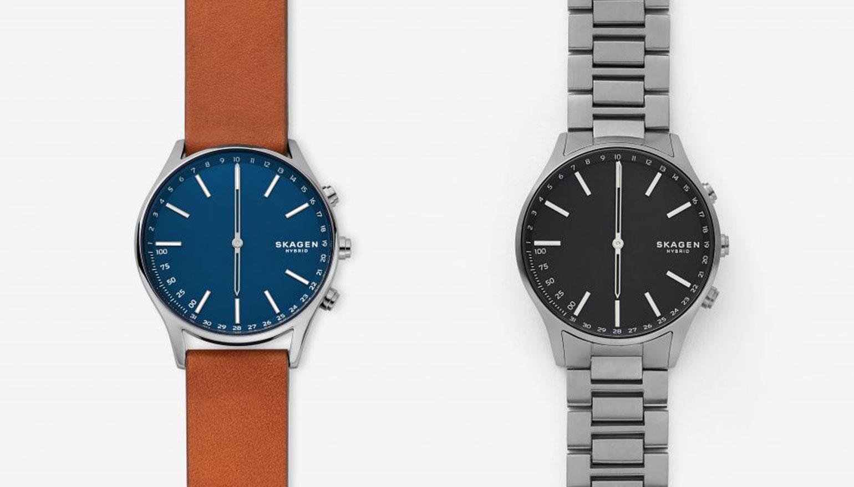 Skagen Holst is een hybride voor mensen die niet van horloges houden