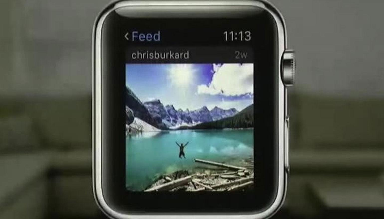 Instagram trekt stekker uit Apple Watch-applicatie
