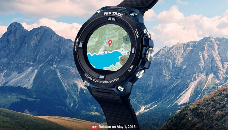 De Casio WSD-F20A is een (enigszins) betaalbare Wear OS-smartwatch