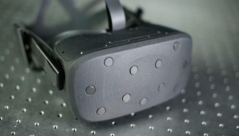 Prototype van Oculus beschikt over verstelbare lenzen