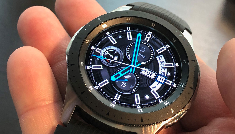Samsung Galaxy Watch officieel: smartwatch verschijnt in twee formaten