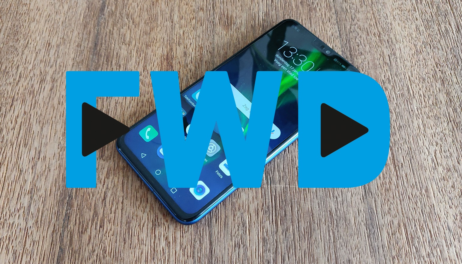 FWD Weekly update: Honor 8x en aftermovie Philips 2019 tv launch-event