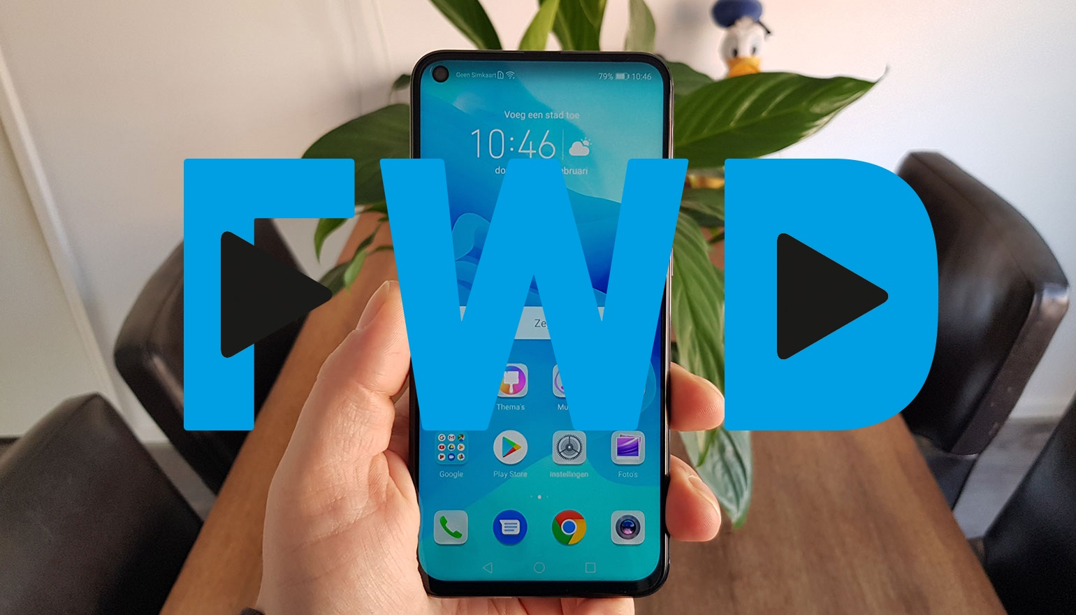 FWD Weekly update: Draadloze camera's en een smartphone van Honor