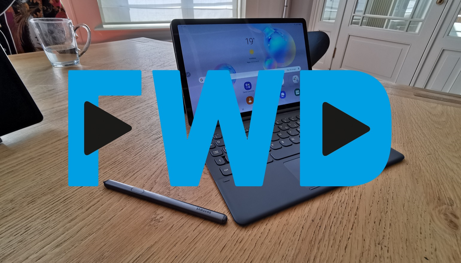 FWD Weekly update: Samsung-tablet en testpanel Philips PUS7304 lcd tv