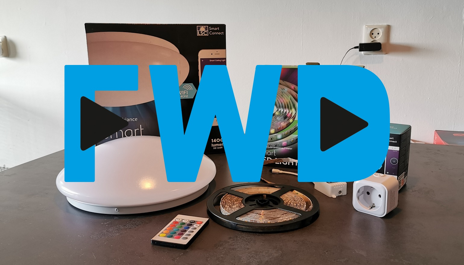 FWD Weekly update: Philips oled-tv en smarthome bij de Action