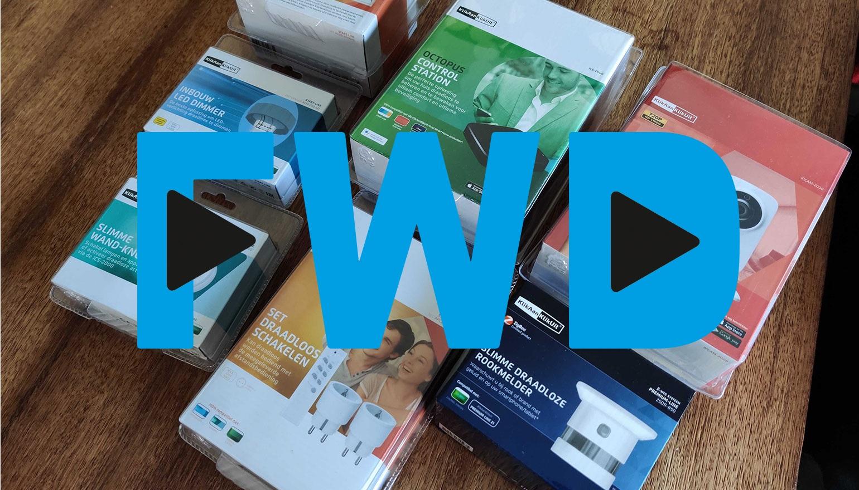 FWD Weekly update: KlikAanKlikUit en een 8K QLED tv van Samsung