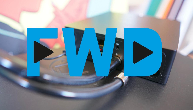 FWD Weekly update: Sonos Port en op bezoek bij Homey-expert Erik Smit