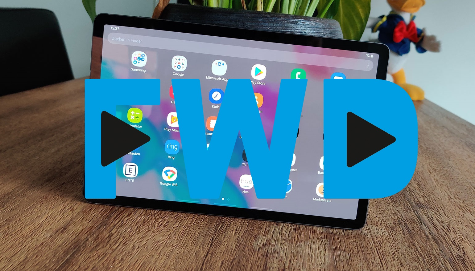 FWD Weekly update: High-end bluetooth-hoofdtelefoon en Galaxy Tab S6