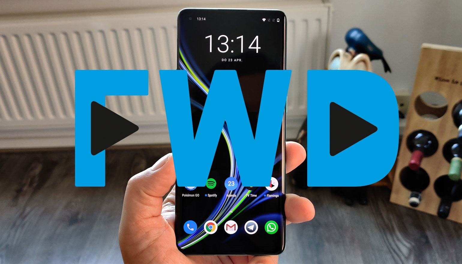 FWD Weekly update: Mini-soundbar en OnePlus 8 Pro