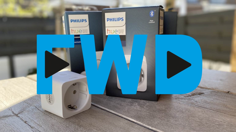 FWD Weekly update: Slimme knop, slimme stekker en draadloze wifi-speakers