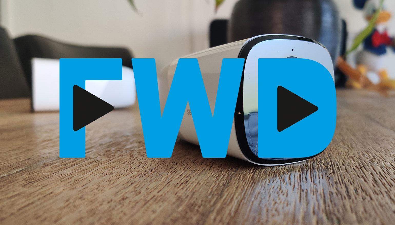 FWD Weekly update: Compacte soundbar en slimme beveiligingscamera