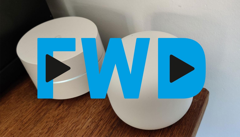 FWD Weekly update: Google Nest Wifi en Sonos Arc