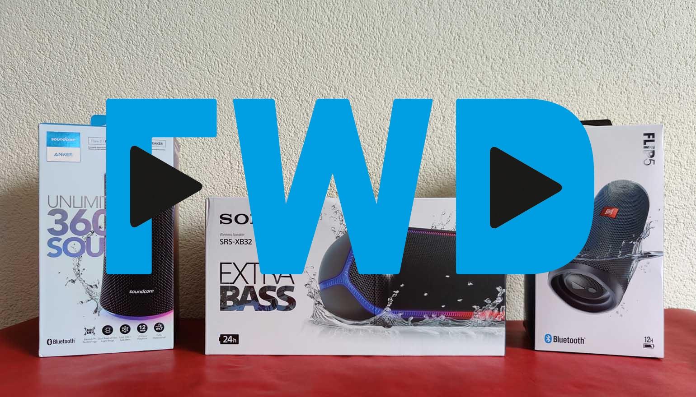 FWD Weekly update: Dossier bluetoothspeakers en betaalbare videodeurbel