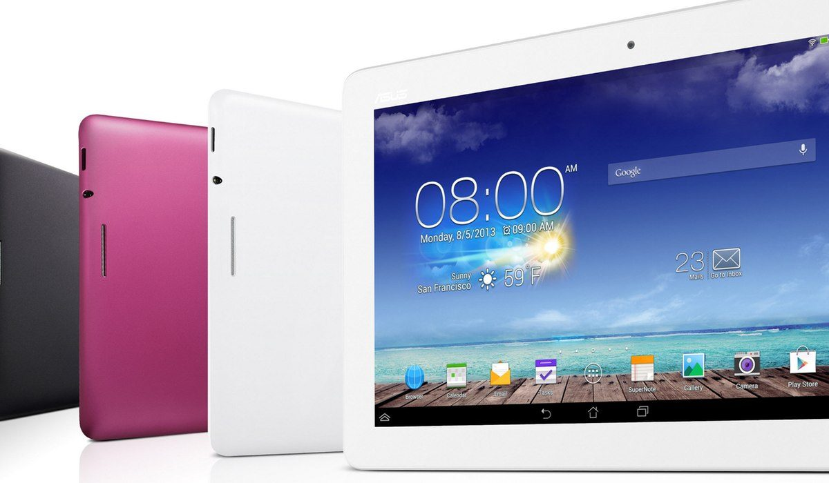ASUS MeMO Pad 10 Prices and availability new ASUS Windows 8 and Android tablets