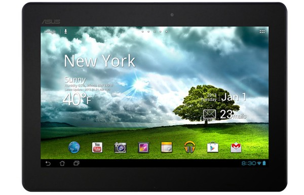 ASUS TF502T 4 Specifications and images ASUS Transformer Pad TF502T diving