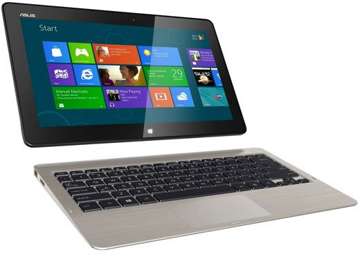 ASUS Tablet 810 Windows 8ASUS lanceert de Tablet 810: Een 11.6 inch Windows 8 tablet