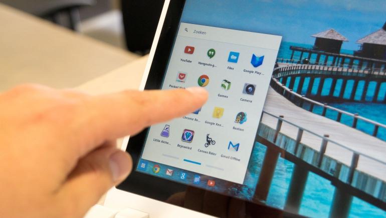 Acer-C720P-Chromebook-review-software