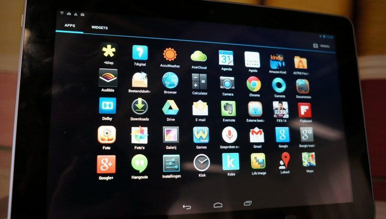 Acer-Iconia-A3-software