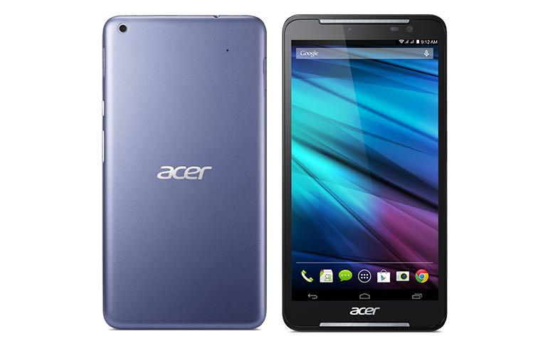 acer iconia talk s 7 inch android tablet met belfunctie. Black Bedroom Furniture Sets. Home Design Ideas