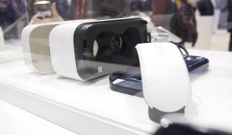 Alcatel-VR-bril