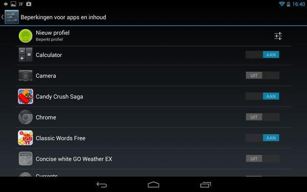 Android-4-3-Nexus-7-beperkte-profielen