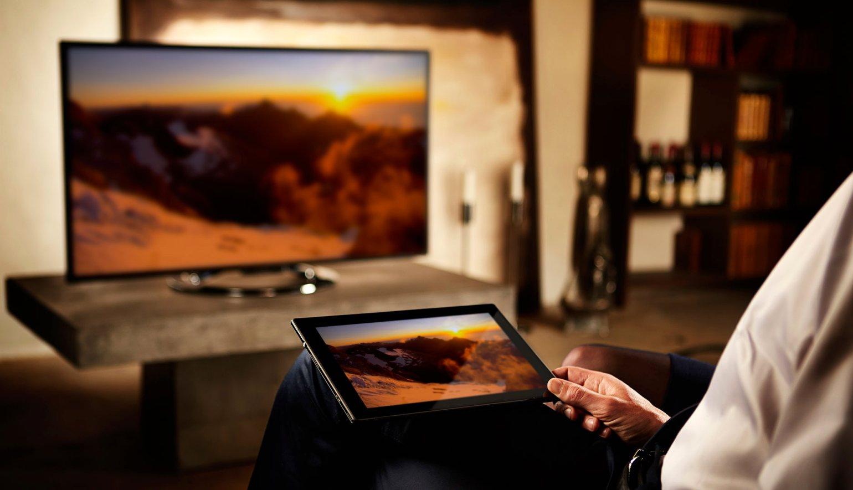 tv kijken op tablet android