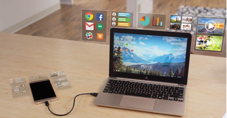 andromium-laptop